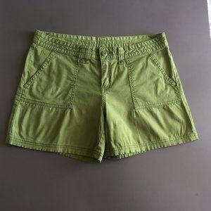 Prana Tess Short Green- Womens 4